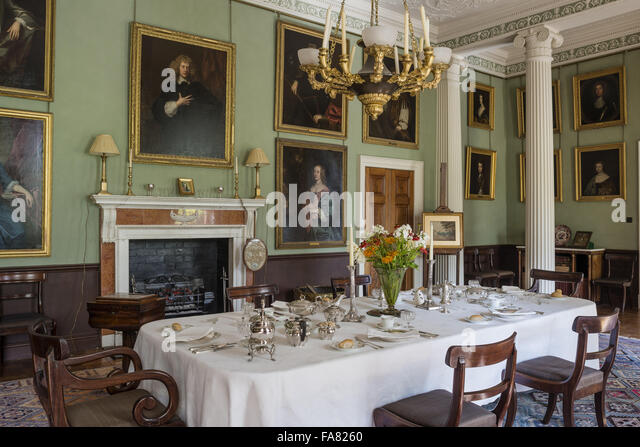The Dining Room At Killerton Devon This Has Been