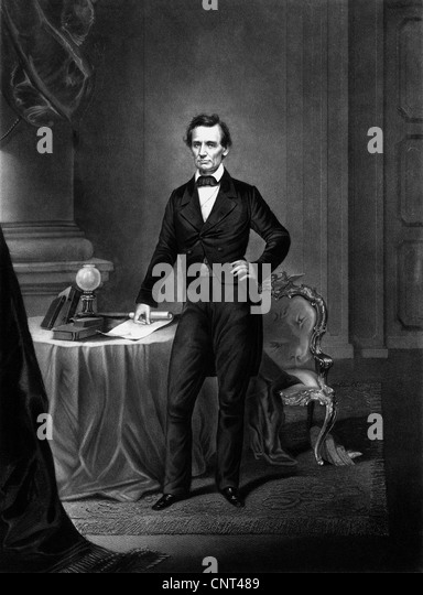 abraham lincoln standing up with his hat wwwimgkidcom