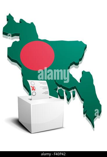 Bangladesh Flag C Program