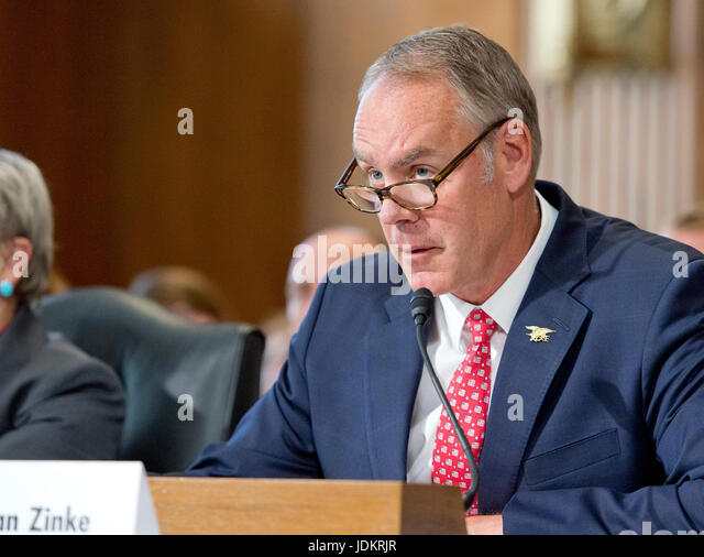 United States Secretary Of The Interior Stock Photos United States Secretary Of The Interior
