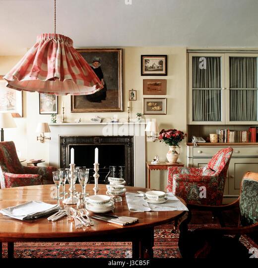 A Georgian Dining Room