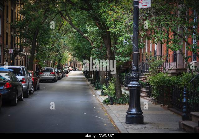 Thstreet In New York City