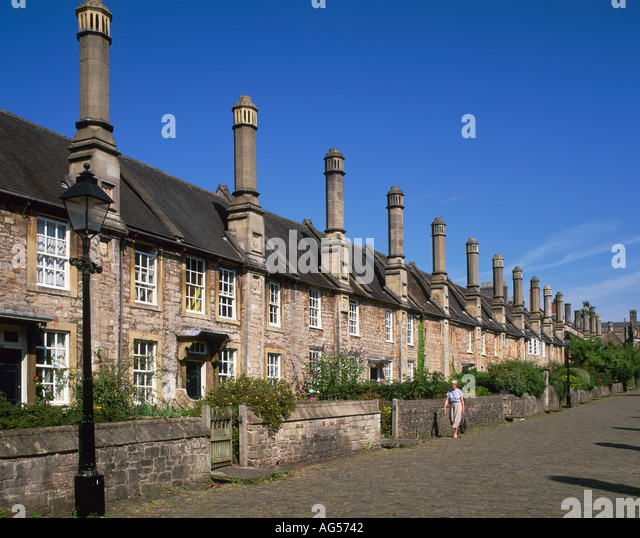 Wells Cottages Stock Photos Amp Wells Cottages Stock Images