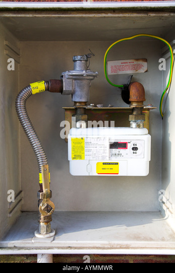 Gas Meter Box Stock Photos Amp Gas Meter Box Stock Images