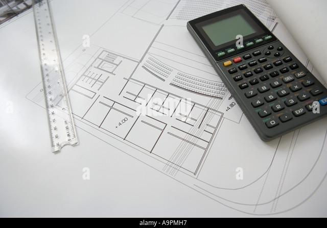 Blueprint architectural stock photos blueprint for Blueprint estimator