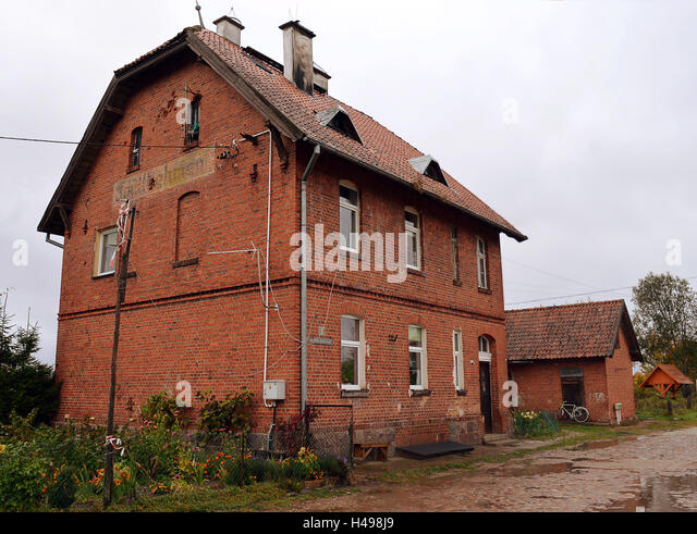 Rominten stock photos rominten stock images alamy for Railroad stations for sale