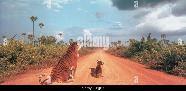 Zwei Brüder - Überlebenskampf der Tiger (2004)