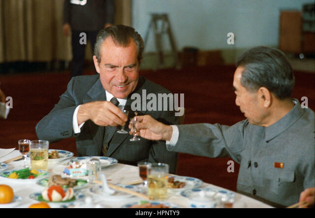 an analysis of president nixons visit to china in 1972 President richard nixon spends eight days in china in february 1972, during   president reagan visits china in april 1984 and in june, the us  chinese  officials allowing chen to stay in china and study law in a city close to the capital.