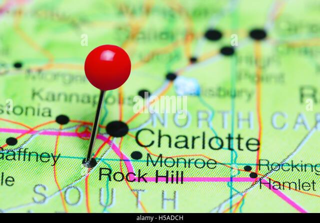 Rock Hill South Carolina Stock Photos Rock Hill South Carolina