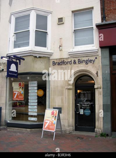 Yorkshire Building Society Bingley West Yorkshire Address