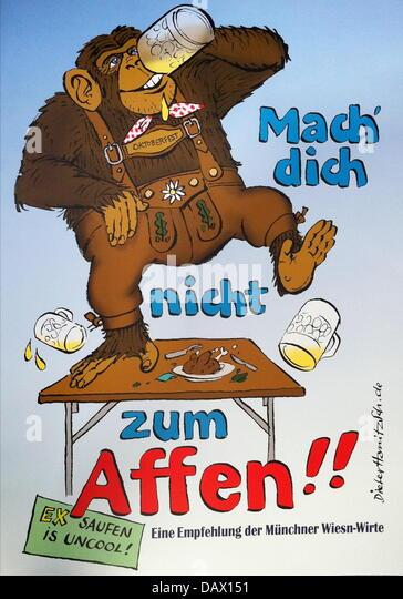 People drinking beer during oktoberfest stock photos for Dieter hanitzsch