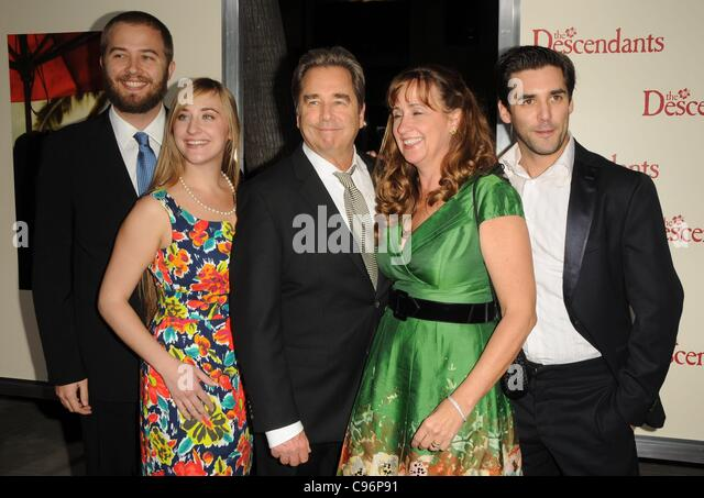 Beau Bridges Family