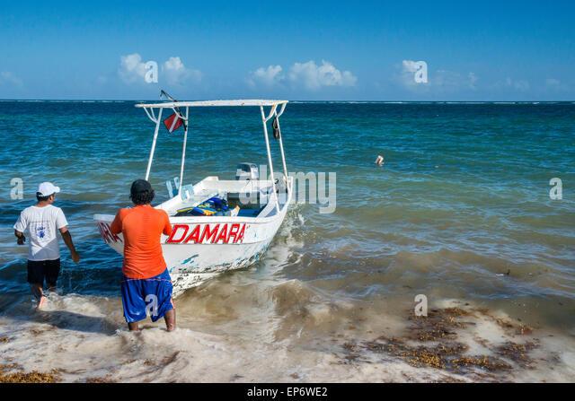 Puerto morelos yucatan stock photos puerto morelos for Puerto morelos fishing