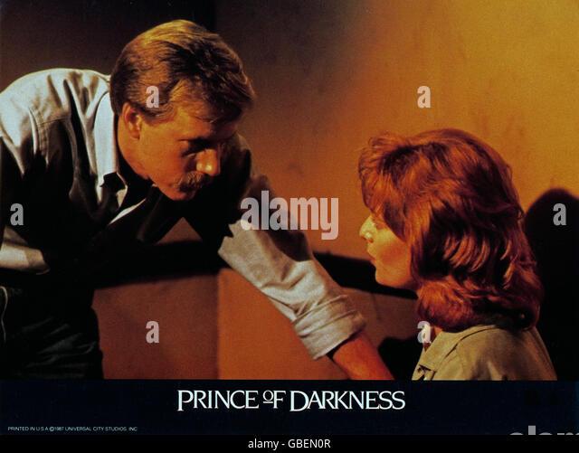 Jameson Parker Prince Of Darkness Anne Parker Stock Phot...