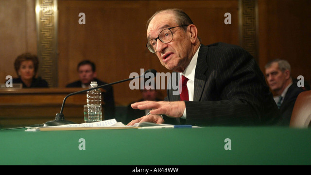 alan greenspan and the federal reserve slowing the united states economy Amid a stubbornly slow economic recovery, a reader recently forwarded us a  social media post taking aim at former federal reserve chairman.