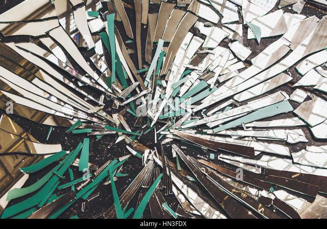 Mirror Frame Broken Stock Photos & Mirror Frame Broken ...