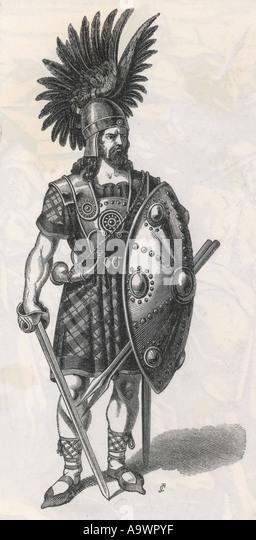 Scottish/Celtic warrior