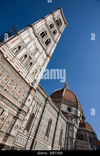 Who Designed The Campanile Adjacent To Florence S Duomo