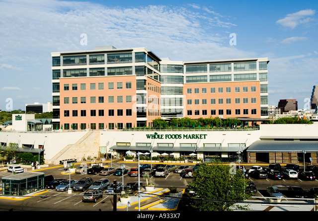 Whole Foods Corporate Headquarters