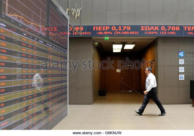Stock options greek