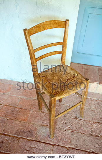 Vincent Van Gogh Chair   Stock Image