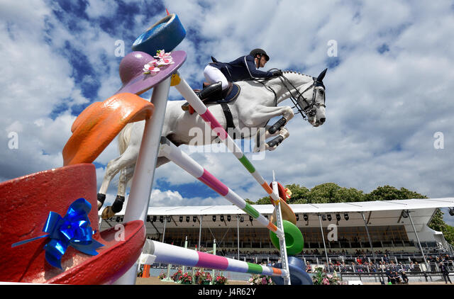 The Royal Windsor Horse Show At Home