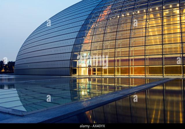 Beijing opera up beijing china stock photos beijing for Beijing opera house architect