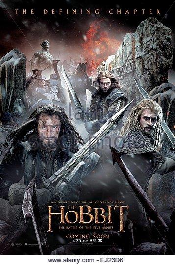 Aidan Turner The Hobbit Stock Photos & Aidan Turner The