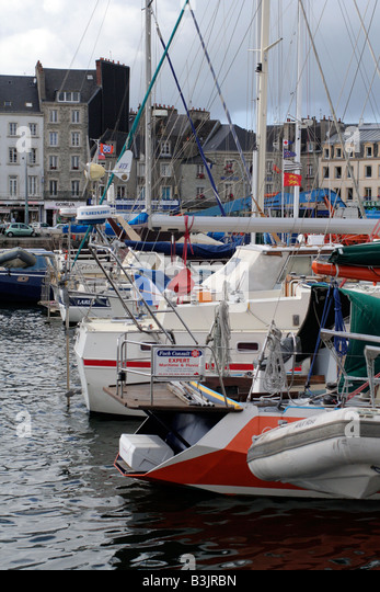 Cherbourg normandy stock photos cherbourg normandy stock images alamy - Chambre du commerce cherbourg ...