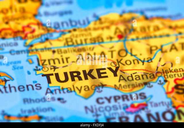Map europe asia stock photos map europe asia stock images alamy turkey country in europe and asia on the world map stock image gumiabroncs Gallery