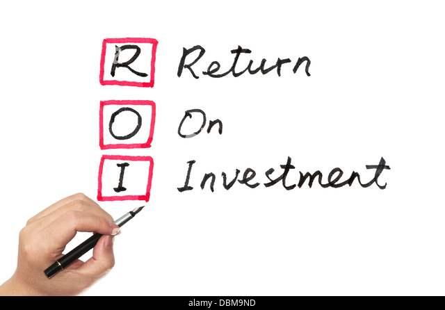 how to get 7 return on investment