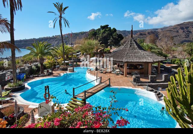 Tecina stock photos tecina stock images alamy for Hotel jardin concha la gomera
