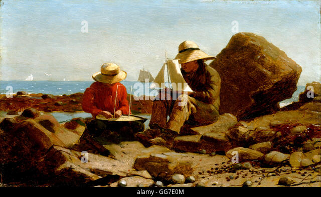 Winslow Homer Stock Photos & Winslow Homer Stock Images ...