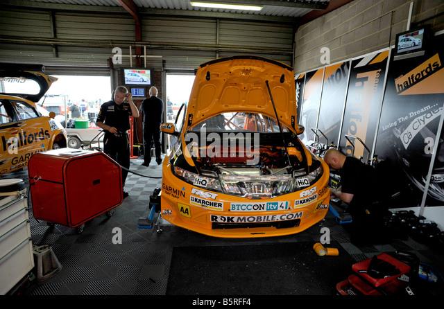 England Honda Team Stock Photos England Honda Team Stock Images