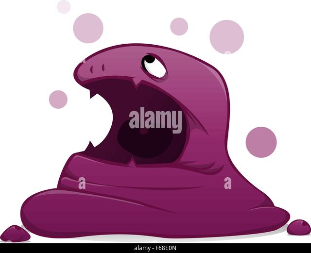 Cartoon Monster Mouth Stock Photos & Cartoon Monster Mouth ...