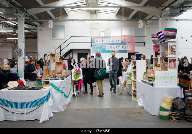 Indoor Food And Craft Market Edinburgh