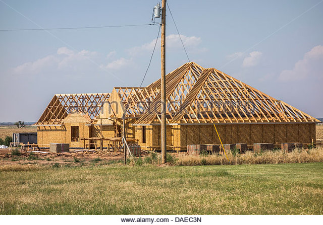Roof Trusses Stock Photos Roof Trusses Stock Images Alamy