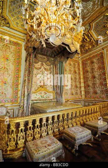 Versailles stock photos versailles stock images alamy for Chambre de la reine versailles