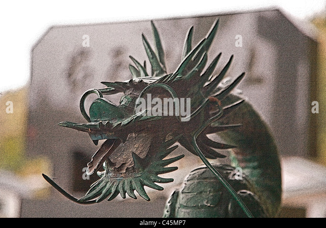 Smaug stock photos smaug stock images alamy - Decorative water spouts ...