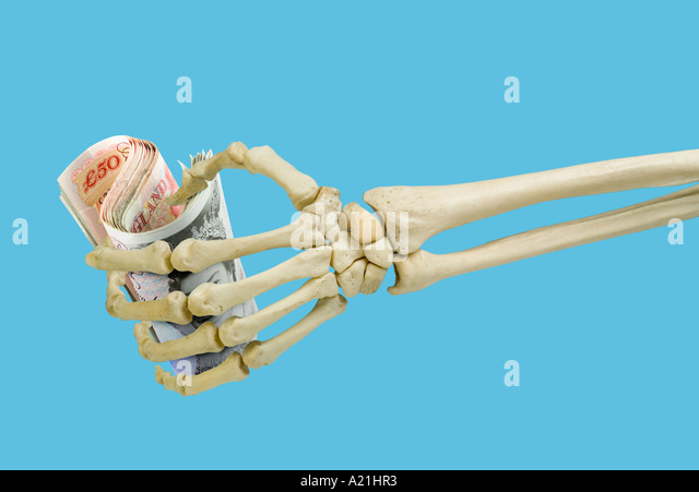 human skeleton left hand holding stock photos & human skeleton, Skeleton