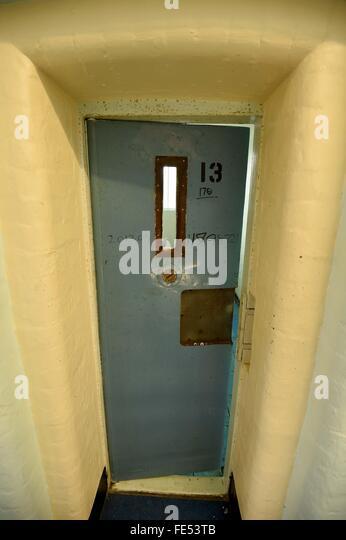HMP Dorchester Prison prison cell door Dorset Britain UK - Stock Image & Prison Cell Door Uk Stock Photos \u0026 Prison Cell Door Uk Stock Images ...