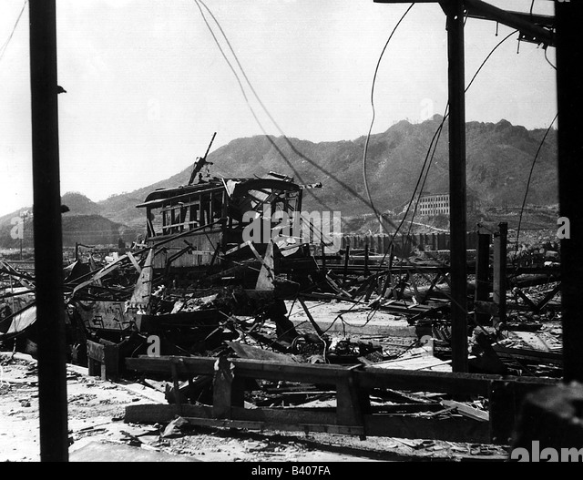 an account of events during the atomic bombing of nagasaki on august 9th 1945 Fujisan-ni-noboru-hinode: this day in history - august 1945 - second atomic bomb is dropped on nagasaki from a flown by maj charles sweeney - emperor hirohito and japanese prime minister two views of nagasaki - one before the atomic bomb, and one after, even more scary is that the bomb used on hiroshima was times less powerful than.