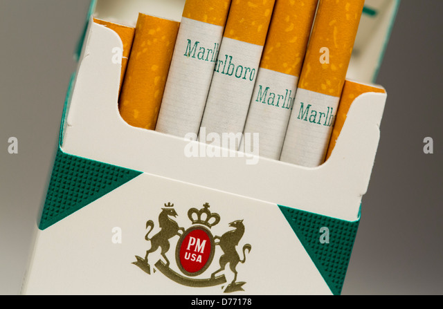 How much are Glamour cigarettes in the UK