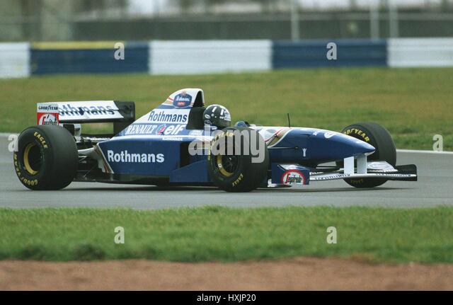 Damon hill racing driver stock photos damon hill racing for Damon racing
