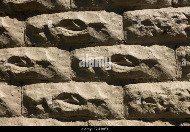 Granite Building Blocks : Blocks and mortar stock photos