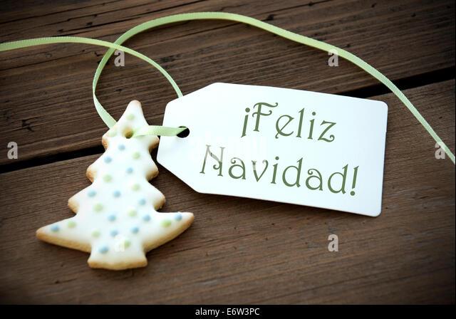 feliz navidad means