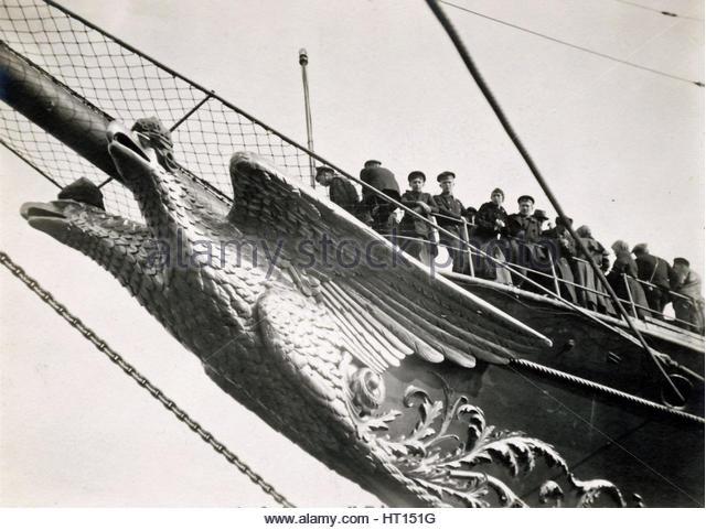 imperial-yacht-standart-1918-artist-anon
