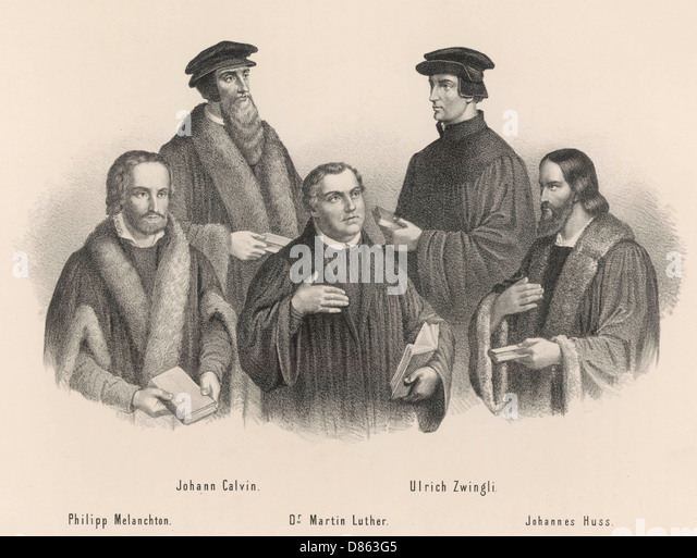 martin luther and john calvin the important leaders of the protestant reformation Free kindle book for a limited time : martin luther and john calvin: leaders of the protestant reformation by charles river editors.