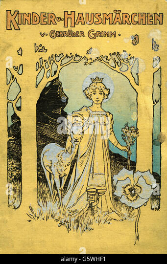 grimm brothers fairy tales pdf