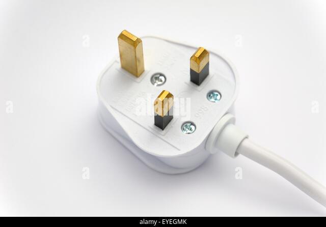 3 Pin Plug Stock Photos & 3 Pin Plug Stock Images - Alamy